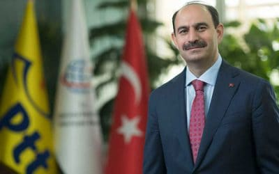 Speaker Announcement: Kenan Bozgeyik, CEO and General Manager, Turkish Post Corporation (PTT)