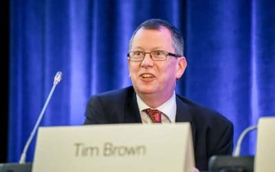 Speaker Announcement: Tim Brown, Chief Executive, Jersey Post Global Logistics