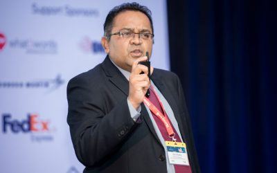 Speaker Announcement: Atul Bhakta, Group CEO, One World Express