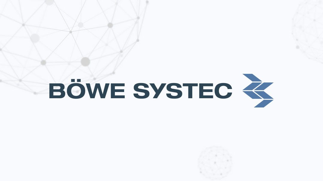 New Exhibitor Announced: BÖWE SYSTEC